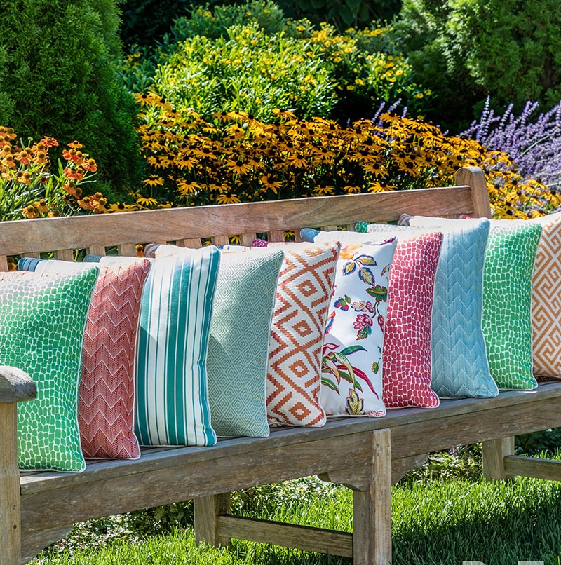Brunschwig Pillows.800