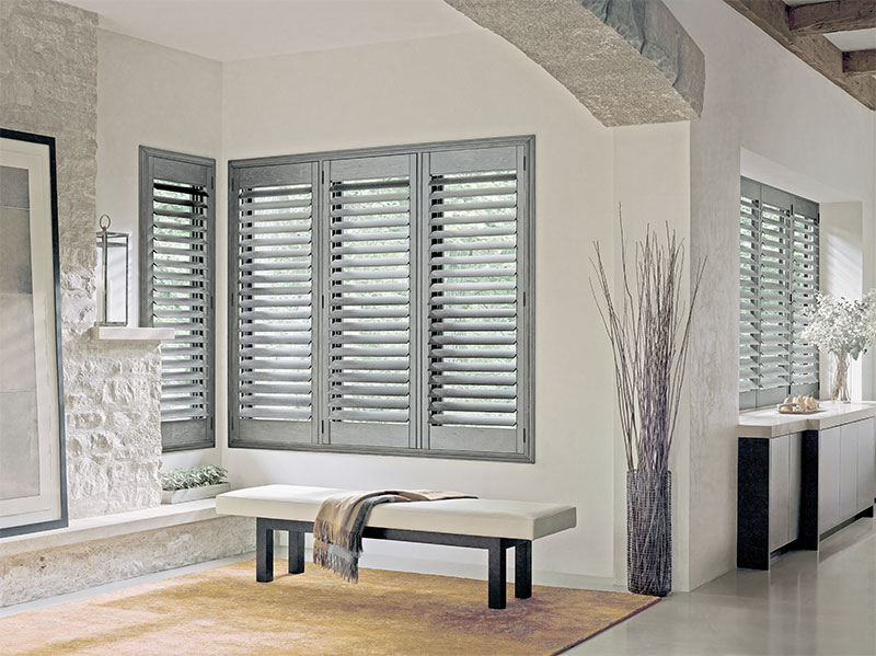 Heritage wood shutters.800